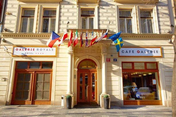 Hotel Galerie Royale