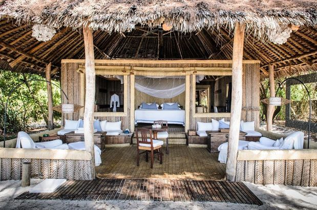 andBeyond Mnemba Island Lodge 5*