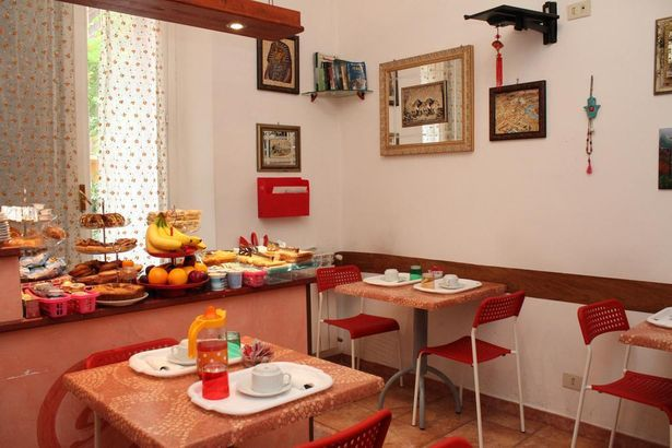 Bed and Breakfast Giovy Rome 2*