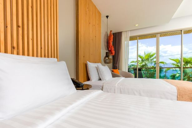 Wyndham Grand Phuket Kalim Bay Таиланд