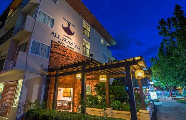 Aonang All Seasons Beach Resort Krabi