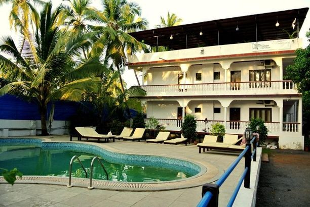 Morjim Club Beach Resort