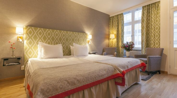 Clarion Collection Hotel Wellington 4*