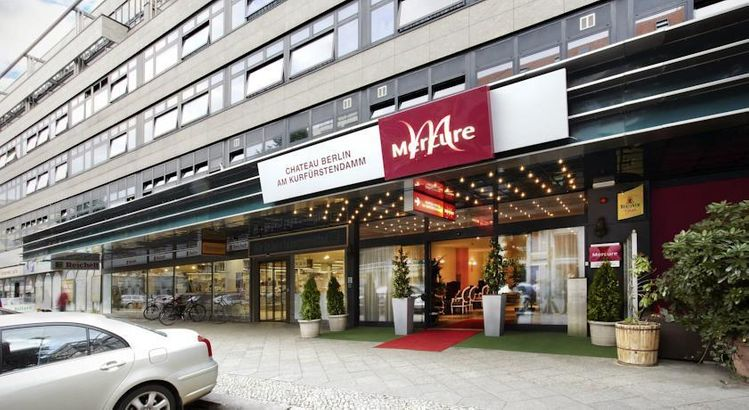 Mercure Hotel Chateau Berlin am Kurfuerstendamm