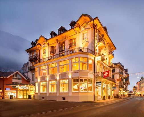 City Hotel Oberland Interlaken