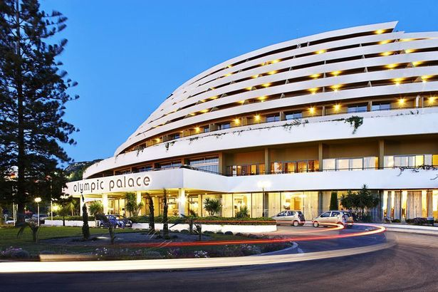 Olympic Palace Resort Hotel & Convention Center 5*