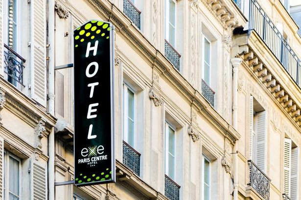 Exe Paris Centre Hotel