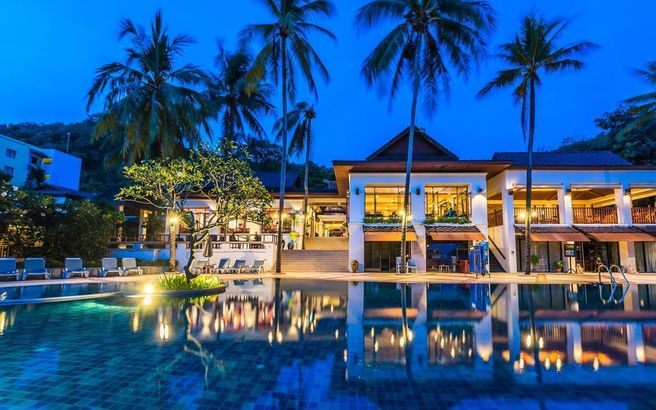 Andacura Beachfront collextion Panwa Phuket