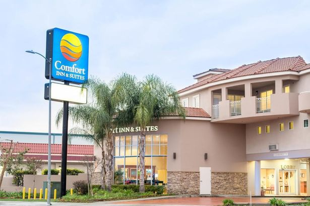 Comfort Inn & Suites Near Universal - North Hollywood – Burbank