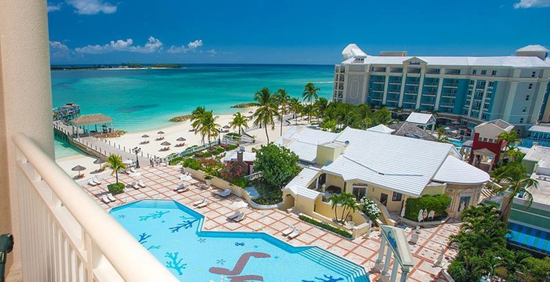 Sandals Royal Bahamian All Inclusive - Couples Only Cable Beach (пляж)