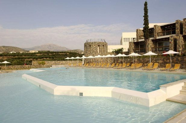 Wyndham Grand Crete Mirabello Bay (ex Mirabello Beach & Village) 5*