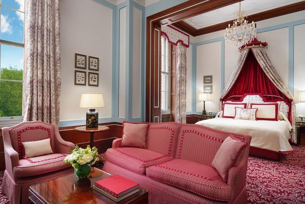 The Lanesborough - an Oetker Collection Hotel Сити-оф-Вестминстер