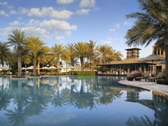 One&Only Royal Mirage Resort Dubai at Jumeirah Beach Дубай Интернет - Медиа Сити