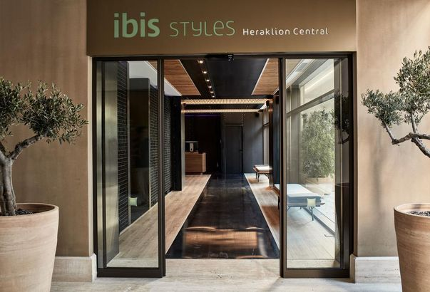 Ibis Styles Heraklion Central Ираклион Греция