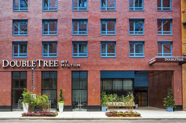 Doubletree By Hilton New York Times Square West