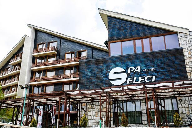 Spa Hotel Select