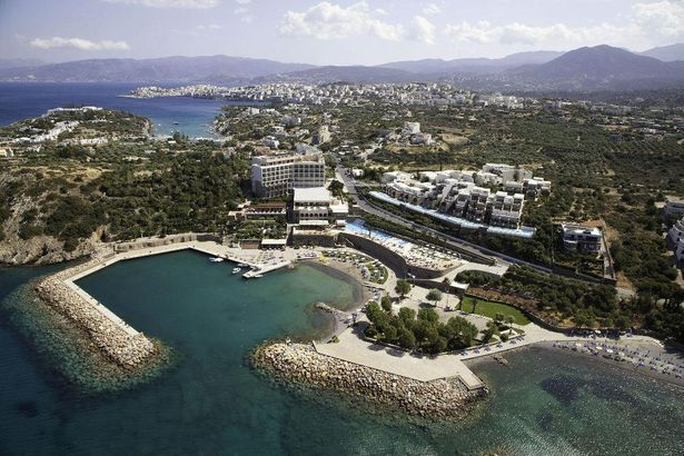 Wyndham Grand Crete Mirabello Bay (ex Mirabello Beach & Village) Греция