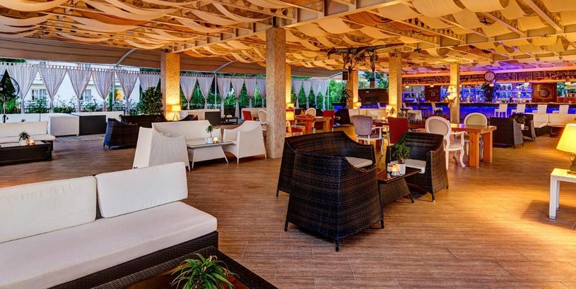 Jacaranda luxury club Белек и окрестности
