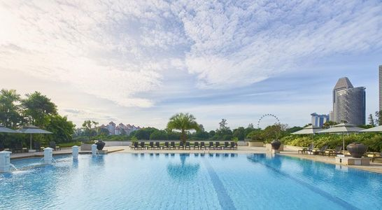 PARKROYAL on Beach Road Singapore (SG Clean Certified)