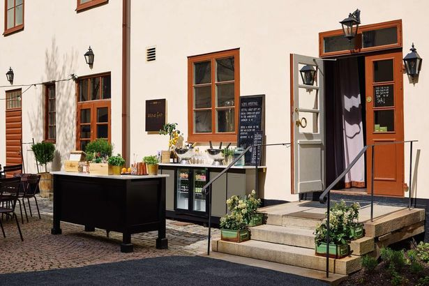 NOFO Hotel; BW Premier Collection 4*