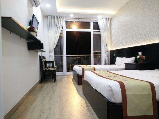 Sea Side Hotell Фанранг-Тхапчам