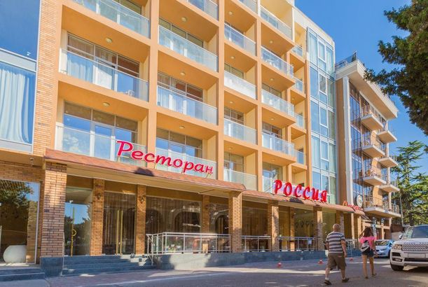 Отель Россия hotel_category.name