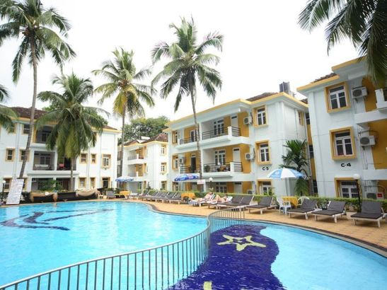 Alor Grande Holiday Resort Candolim