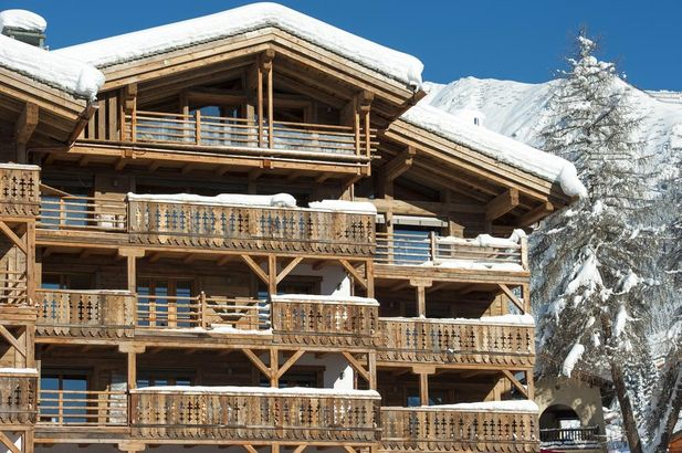 La Cordee des Alpes Appartements