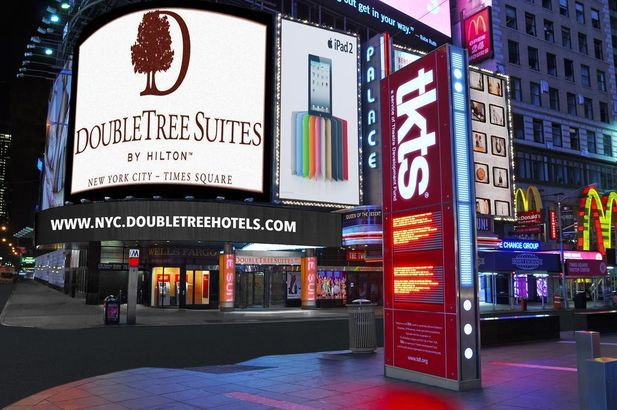DoubleTree Suites by Hilton New York City