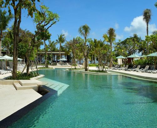 The Anvaya Beach Resort Bali Тубан