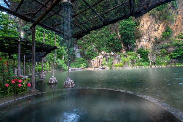 The Banjaran Hotsprings Retreat Ипо