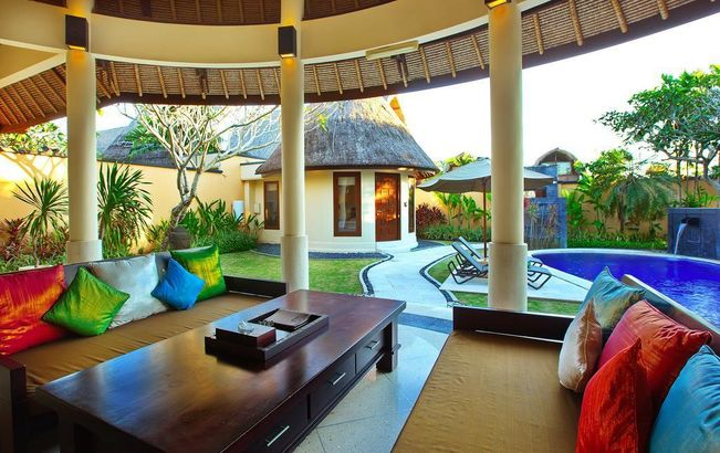 The Mutiara Jimbaran Boutique Villas 4*
