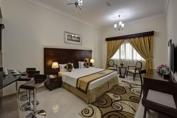 Rose Garden Hotel Apartments - Bur Dubai Бур Дубай