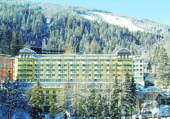 Mondi-Holiday First-Class Aparthotel Bellevue 4*