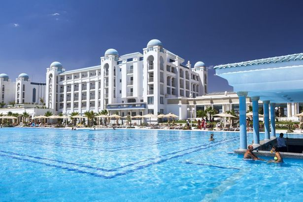 Concorde Green Park Palace 5*