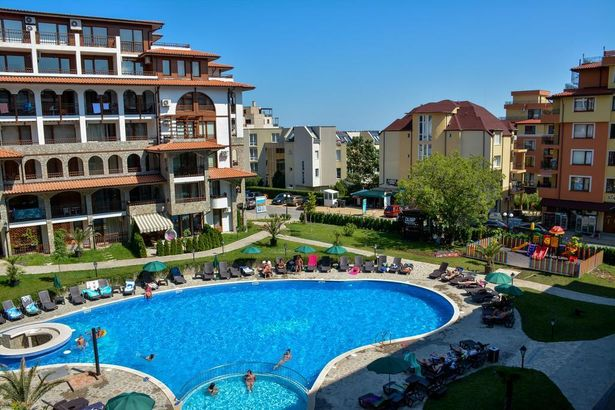 Apartcomplex Olymp Dinevi Resort