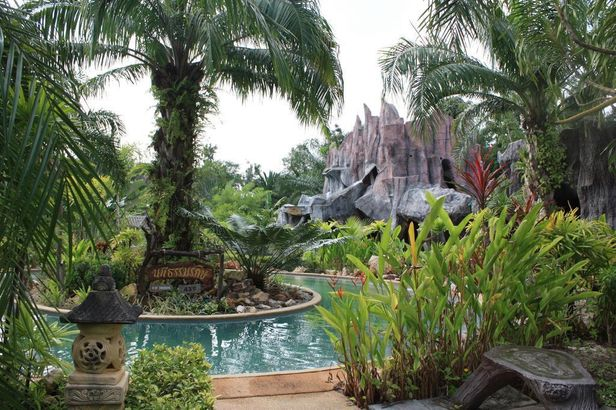 Nattha Waree Hotsprings Resort and Spa