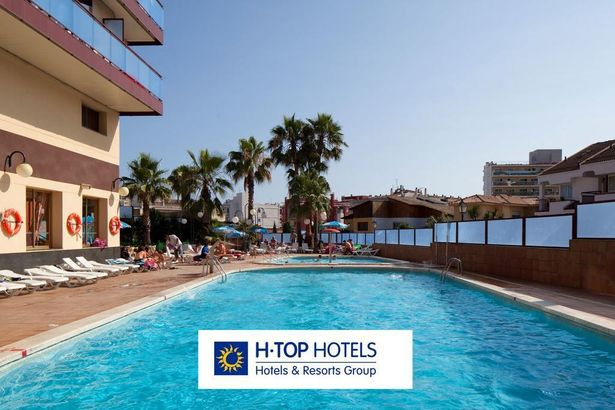 htop Calella Palace Family & SPA 4* Sup