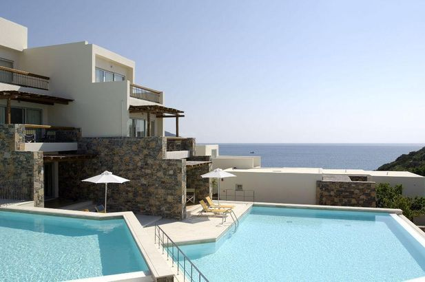 Wyndham Grand Crete Mirabello Bay (ex Mirabello Beach & Village) Агиос-Николаос Греция