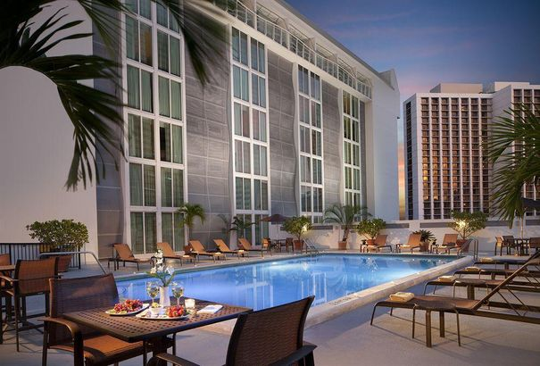 Courtyard Miami Downtown/Brickell Area