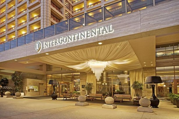 InterContinental Los Angeles Century City at Beverly Hills