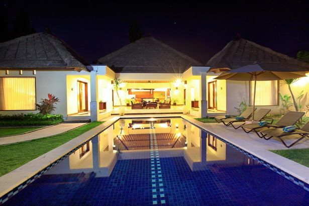 The Mutiara Jimbaran Boutique Villas Джимбаран Индонезия
