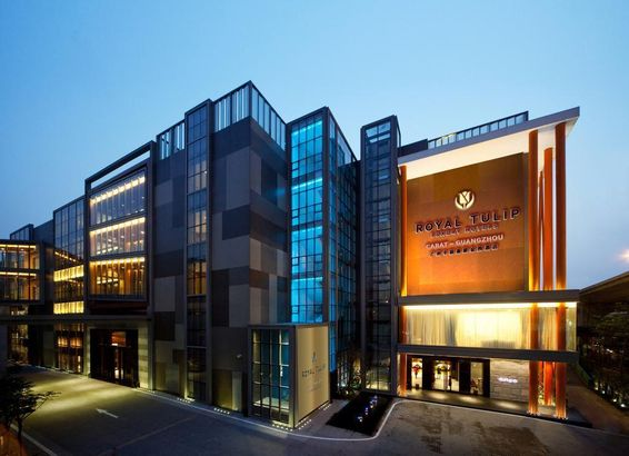 Royal Tulip Luxury Hotel Carat
