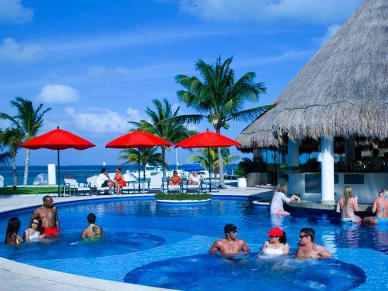Temptation Cancun Resort 5*