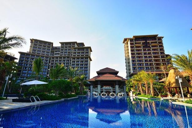 Sanya Bay Guest House All Suites