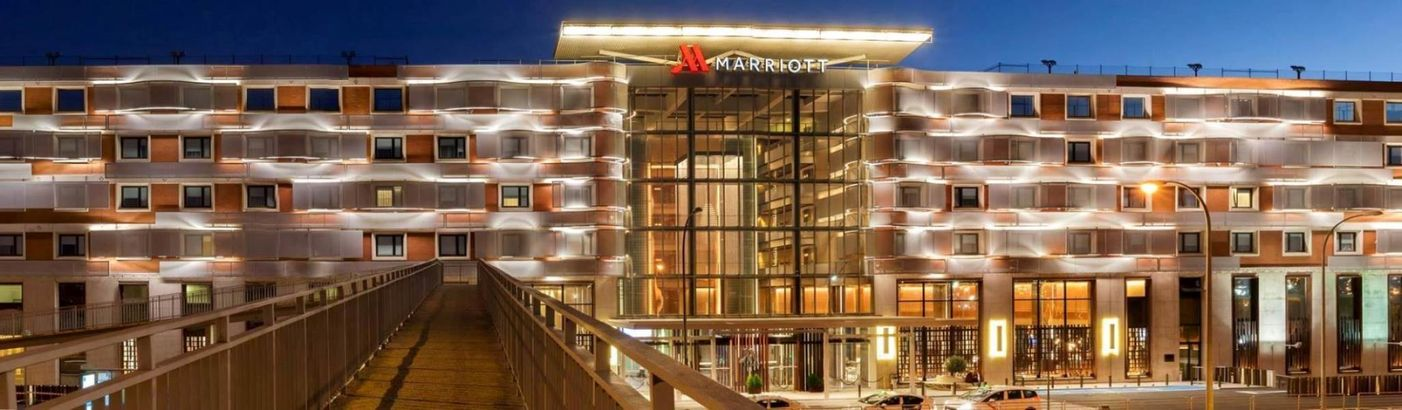 Madrid Marriott Auditorium Hotel & Conference Center 4*