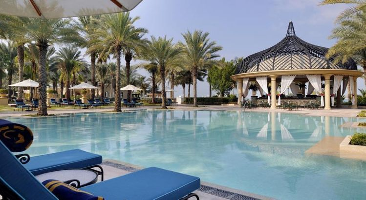 One & Only Royal Mirage - The Palace 5*