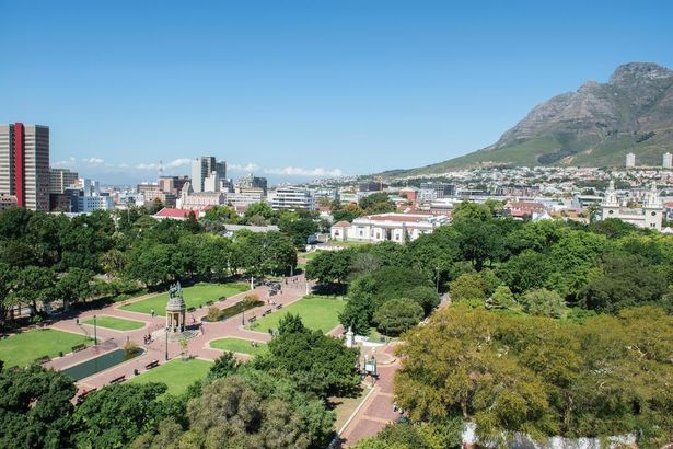 Cape Town Hollow Boutique Hotel Кейптаун