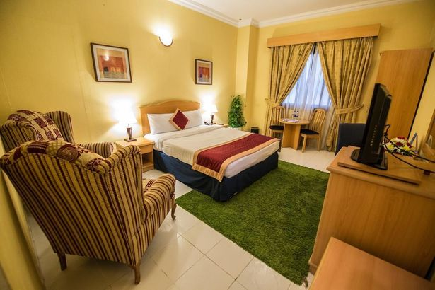 Welcome Hotel Apartments 1