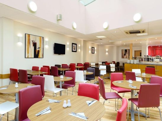 Travelodge London Central City Road 3*